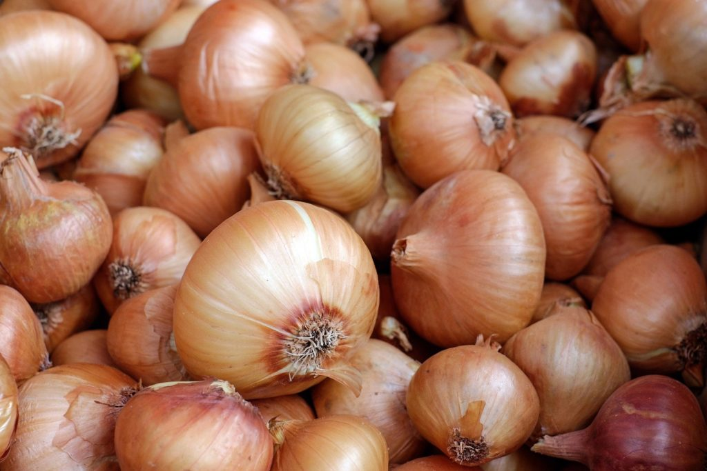 onion size